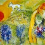 Chagall Amoreux de Vence