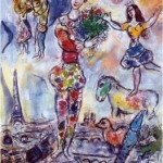 Chagall: On the Roofs of Paris