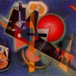 Kandinsky: In Blue