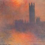 Monet: House of Parliament