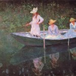 Monet: In the Norvegienne