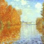 Monet: Autumn in Argentuil (1873)