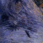 Monet: Camille Monet on her Deathbed