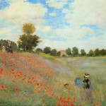 Monet: Poppies at Argenteuil