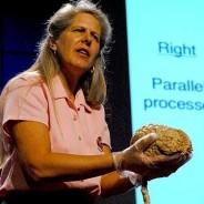 Jill Bolte Taylor:  Az intuíció sztrókja